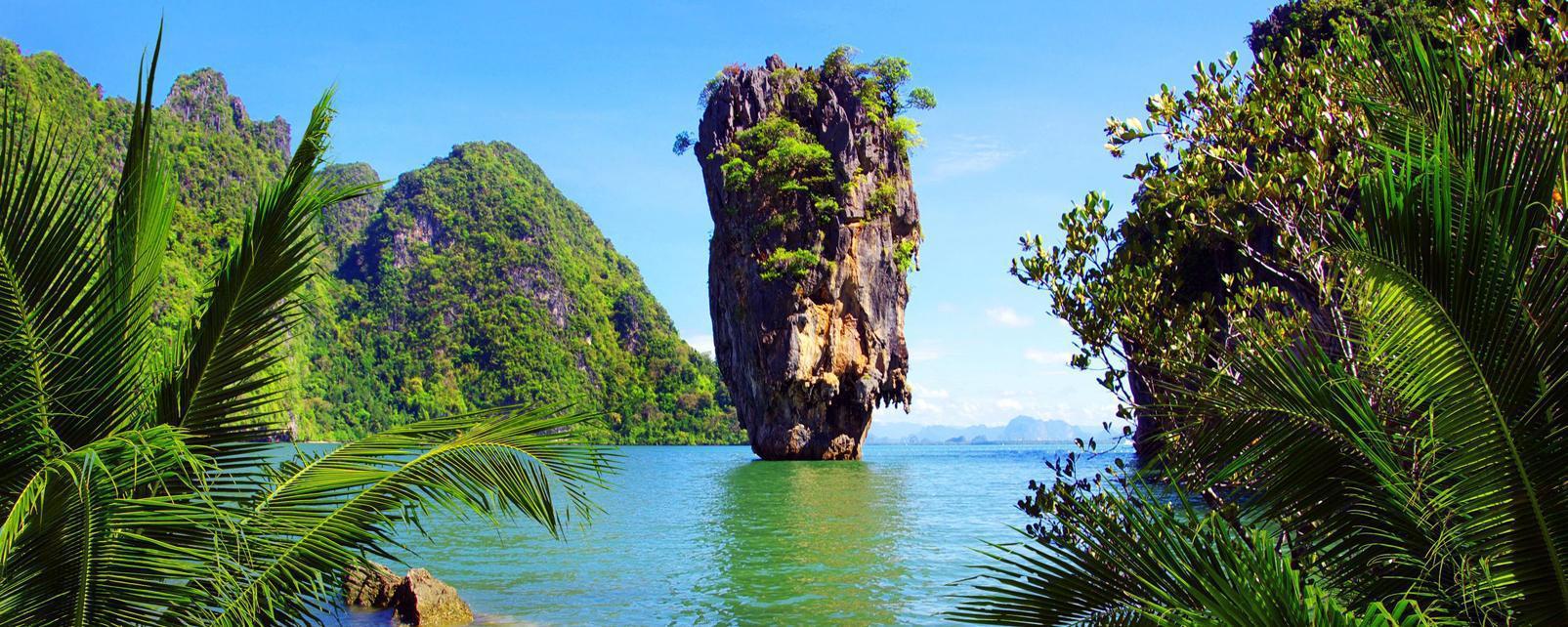 Je me suis envolé pour découvrir thailande famille