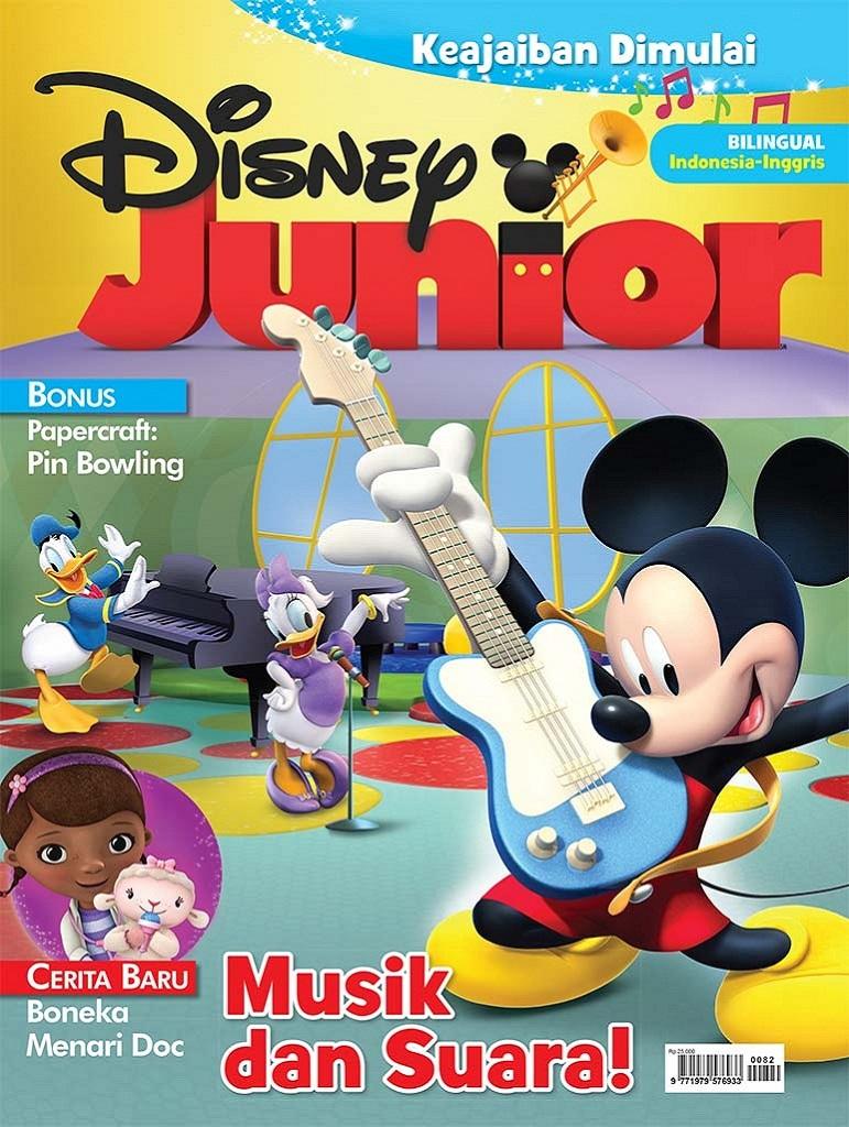Disney junior : apprendre à lire en s'amusant