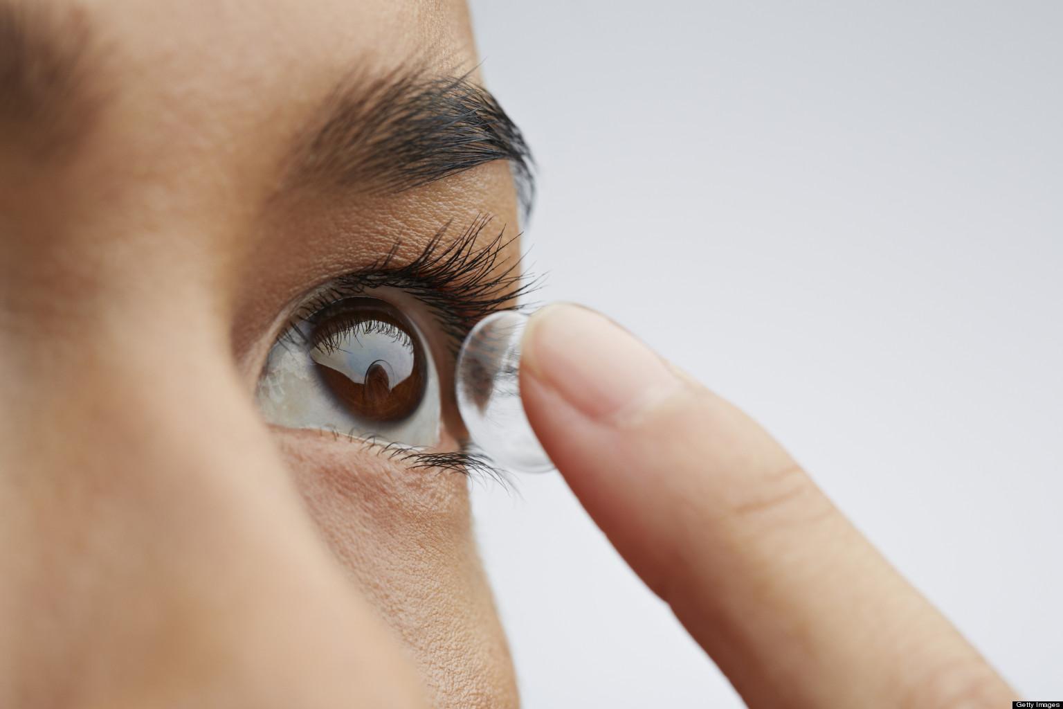 Porter des lentilles : beaucoup plus agréable que des lunettes