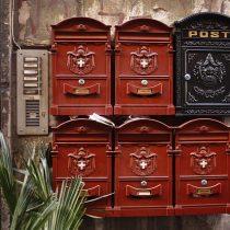Ouvrir une boite postale